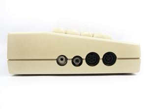 Side view of Acorn Electron