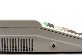 Side view of Acorn Archimedes A3010