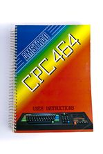 Amstrad CPC464 User Instructions Manual
