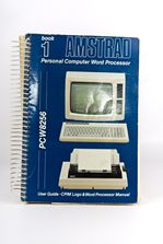 User Guide - CP/M Logo & Word Processor Manual for PCW8256 (Part 1)