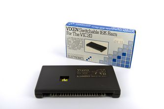 Vixen Switchable 16K RAM for the VIC-20