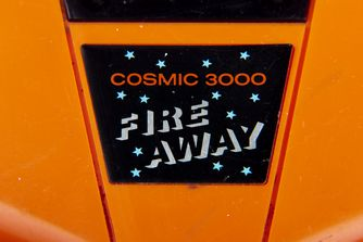 Tandy Cosmic 3000 Fire Away