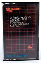 Sinclair ZX81 Software Compilation