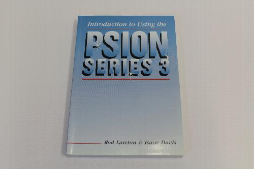'Introduction to the Psion Series 3' book
